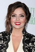 LOS ANGELES - DEC 1:  Jen Lilley at the 2013 Hollywood Christmas Parade at Hollywood & Highland on D