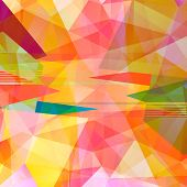 Old Abstract Color Background