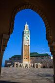 Great mosque of hassan II