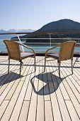 Alaska - Relaxing On The Deck