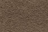 Texture Ground Coffee Of Chocolate Color