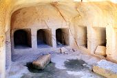Постер, плакат: Tombs of the Kings Paphos Cyprus