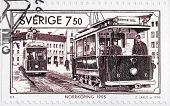 Norrkoping 1905 Stamp