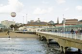 Bournemouth Pier and seafront