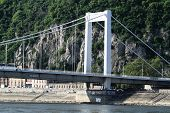 Erzsebet-bridge