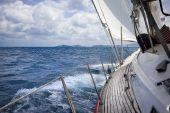 Sailing Through The Tropics