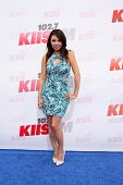 LOS ANGELES - MAY 10:  Janel Parrish at the 2014 Wango Tango at Stub Hub Center on May 10, 2014 in C
