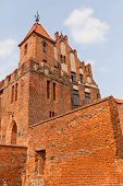 Burghers Hall (1489) In Torun, Poland
