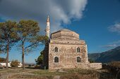stock photo of giannena  - The Fethiye Mosque in Ioannina - JPG