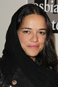 LOS ANGELES - MAY 10:  Michelle Rodriguez at the L.A. Gay & Lesbian Center's