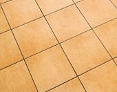 Brown Ceramic Floor Tiles