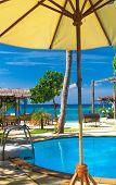 Beach Hotel Swimming Space