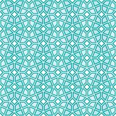 Intricated Geometric Pattern