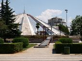 Hoxha Mausoleum, Tirana
