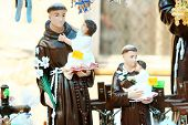 Figurines Of Franciscans