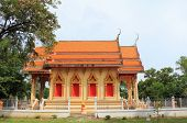 Temple at Wat Khok Klang