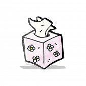 cartoon tissues