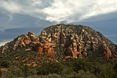 Thunder Mountain from Sedona