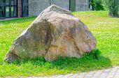 Erratic Block, Stone, Rocks, Brocken