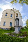 Temple Of The Resurrection In The Village Of Selco-karelian, Tver Region, Russia