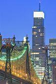Bloomberg Tower & Queensboro Bridge