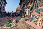 Market In Bhaktapur