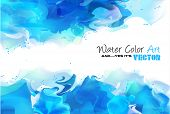image of letterhead  - Watercolor Background and yes - JPG