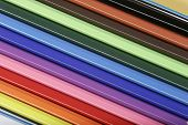 A Photo Of Color Pencils 2