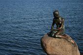 Mermaid, Copenhagen, Denmark