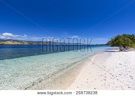 Beautiful Warm Tropical Water On