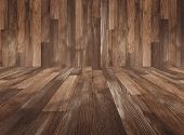 Wood Texture Background, Wood Panels Wall And Floor For Backgrounds poster