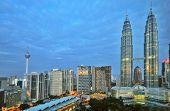 Early Morning in Kuala Lumpur