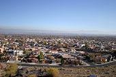 Vista de Santa Fe Nuevo México casas y terrenos