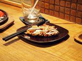 Okonomi-yaki, Japanese Pancake