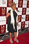 LOS ANGELES, CA - JUNE 20: CCH Pounder arrives at the Los Angeles Film Festival premiere of 'Middle of Nowhere' at Regal Cinemas L.A. LIVE 1 on June 20, 2012 in Los Angeles, California.
