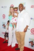 LOS ANGELES - AUG 12:  Byron Allen arrives at the 3rd Annual My Brother Charlie Family Fun Festival