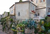 The Medieval House In Antibes