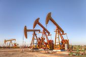pic of big-rig  - oil field - JPG