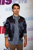 LOS ANGELES - MAY 11:  Joe Jonas attend the 2013 Wango Tango concert produced by KIIS-FM at the Home Depot Center on May 11, 2013 in Carson, CA