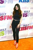 LOS ANGELES - MAY 11:  Kylie Jenner attends the 2013 Wango Tango concert produced by KIIS-FM at the