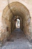 Arco Loreto. Francavilla Fontana. Puglia. Italy.