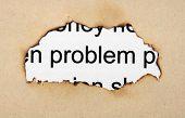 Problem Paper Hole Concept