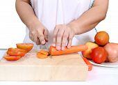 Cutting Carrot