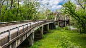 Route 66: Big Piney River Bridge, Devil's Elbow, MO