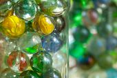 Cat's Eye Shooter Marbles