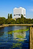 House Of Soviets  - Famous Unfinished. Kaliningrad, Russia