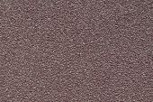 Granular Texture Of An Emery Paper