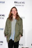LOS ANGELES - DEC 18:  Asher Roth at the
