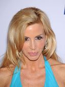 LOS ANGELES - MAY 03:  Camille Grammer arrives to the Race To Erase MS 2013  on May 03, 2013 in Cent