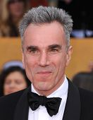 LOS ANGELES - JAN 27:  Daniel Day Lewis arrives to the SAG Awards 2013  on January 27, 2013 in Los A